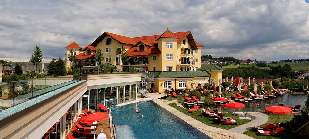 5-Sterne Hotel im Bayerischen Wald